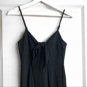 Black Jumpsuit XS
